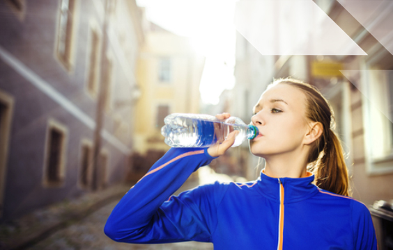 Eating & Drinking during exercise
