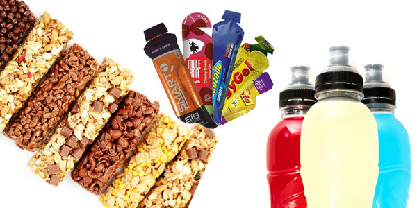 Image result for Energy supplements: bars, gels, and sports drinks