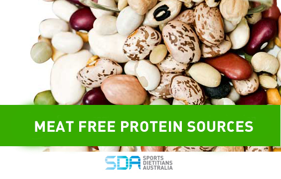 Meat free protein sources - web tile