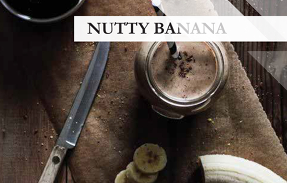 Nutty Banana website image